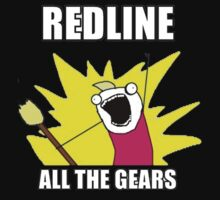 Redline All The Gears by rams17