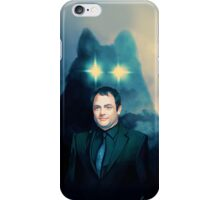 The King & The Hound iPhone Case/Skin