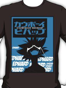 Cowboy Bebop Ed T-Shirt