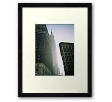 pbbyc - Empire State 35mm Framed Print