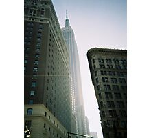 pbbyc - Empire State 35mm Photographic Print