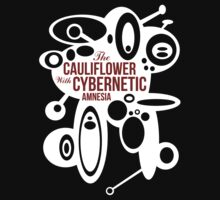 The Cauliflower With Cybernetic Amnesia by Martin Madsen