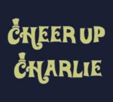 Cheer Up Charlie Kids Tee
