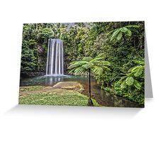 Millaa Millaa, Queensland, Australia. Greeting Card