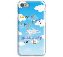 The BRILLIANT Skies iPhone Case/Skin