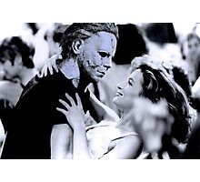 Michael Myers in Dirty Dancing Photographic Print