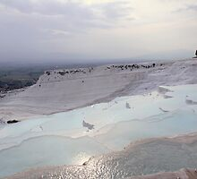Pamukkale Terraces ~ Turkey, 2013 by Judi Corrigan