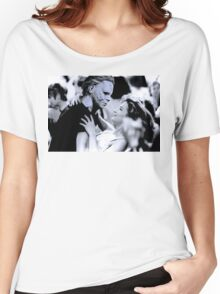 Michael Myers in Dirty Dancing Women's Relaxed Fit T-Shirt