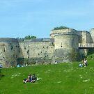 Caen Castle 2 by GregoryE
