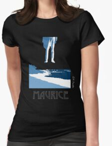 Maurice Womens Fitted T-Shirt