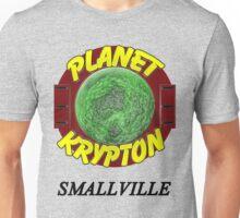 Planet Krypton - Smallville Unisex T-Shirt