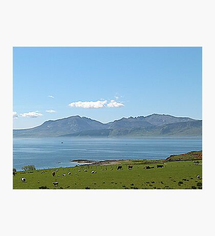 The Isle of Arran. Photographic Print