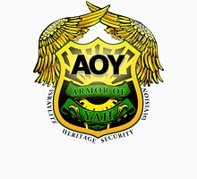 "Armor of YAH ""AOY"" Color Unisex T-Shirt"