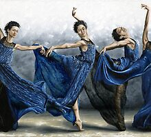 Sequential Dancer by Richard Young
