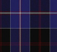 02656 Dunlop Clan/Family Tartan Fabric Print Iphone Case by Detnecs2013