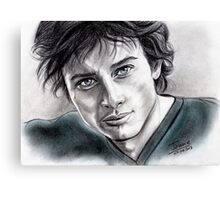 Tom Welling Canvas Print