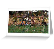 111412 157 impressionist s Greeting Card
