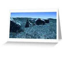 Boulder View Greeting Card