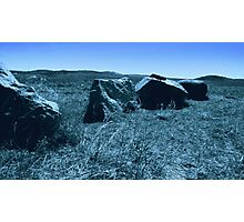 Boulder View Photographic Print