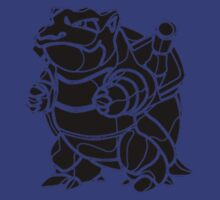 Blastoise Dark by Xeno01