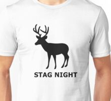 Stag Night Unisex T-Shirt