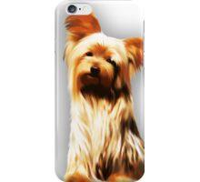 Yorkshire Puppy Tiny Dog iPhone Case/Skin