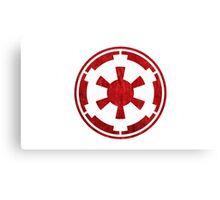 Galactic Empire Logo Canvas Print