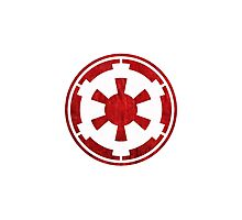 Galactic Empire Logo Photographic Print