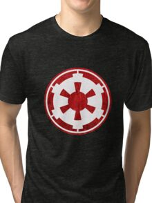 Galactic Empire Logo Tri-blend T-Shirt