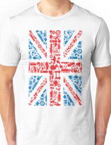 British and Proud Unisex T-Shirt