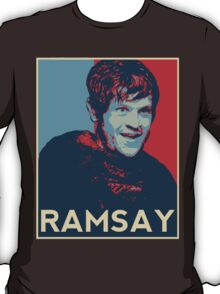 Ramsay Snow GAME OF THRONES T-Shirt