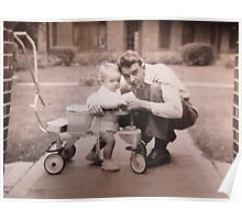 My Daddy and My Brother...1946..AS IS   Poster