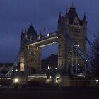 Tower Bridge by Stephanie Fay
