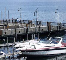 Lake George Boats by Stephanie Fay