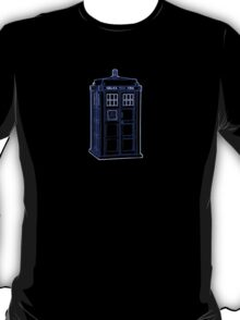 Tardis Blue T-Shirt