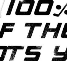 Hockey Team Hoodie Sticker