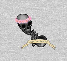 skull trumpet design Unisex T-Shirt