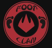 foot clan by kingUgo