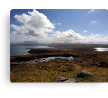 Highland Paradise Canvas Print