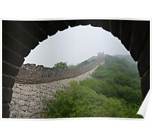 The Great Wall - Mitianyu Poster