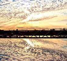 The sky splits by Cla's Photography