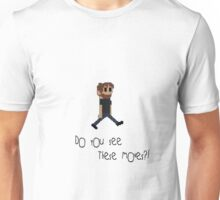 """Do you see these Moves"" - Pewdiepie Unisex T-Shirt"