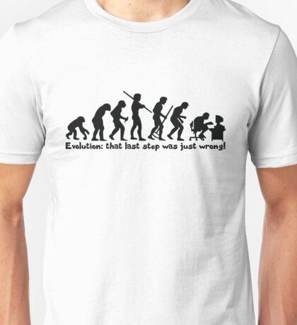 Technology Evolution Unisex T-Shirt