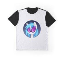 Vinyl Scratch Graphic T-Shirt