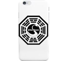 Lost Dharma Station iPhone Case/Skin