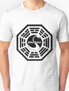 Lost Dharma Station T-Shirt