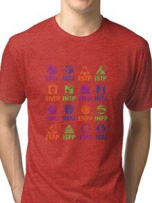 Myers Briggs Icon Tee Tri-blend T-Shirt