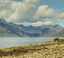 The Cuillins  by Jamie  Green