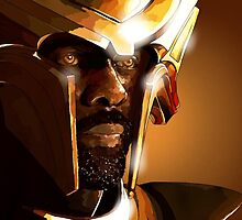 Heimdall by ipodartist