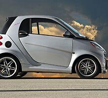 Smart Car I by DaveKoontz